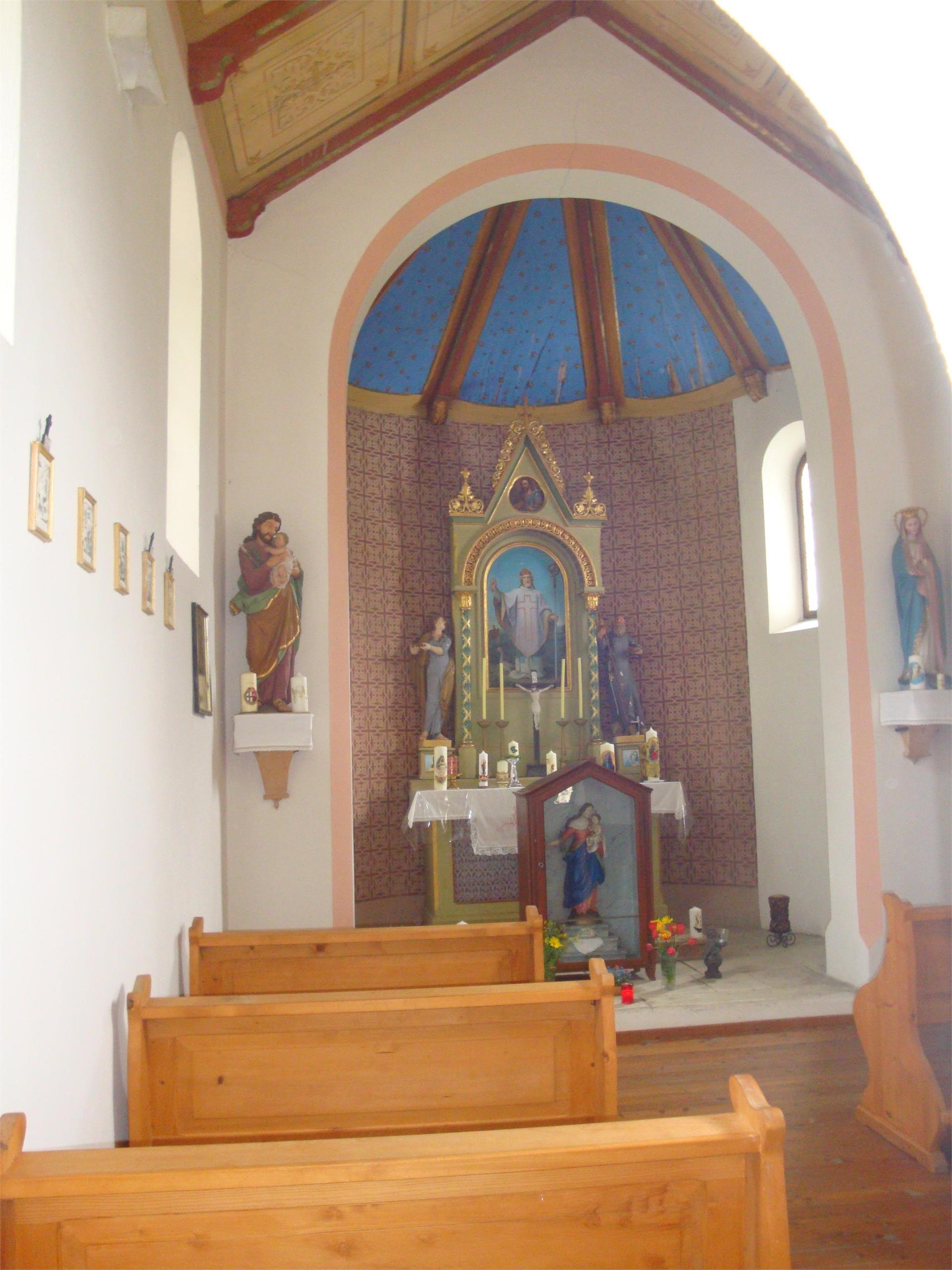 Chapel of Radund