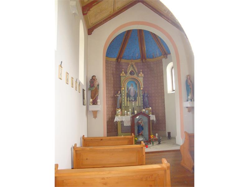 Kapelle von Radund