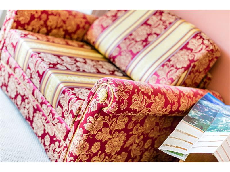 Tastefully furnished with attention to every detail