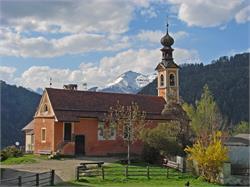 Wallfahrtskirche Maria Saalen