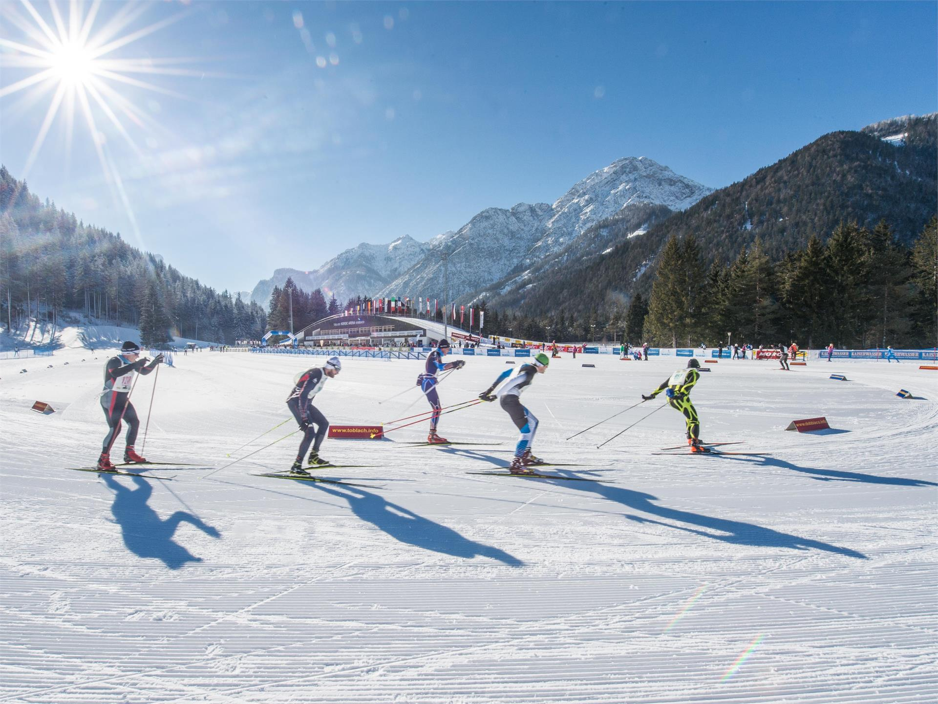 FIS CROSS COUNTRY WORLD CUP presented by VIESSMANN