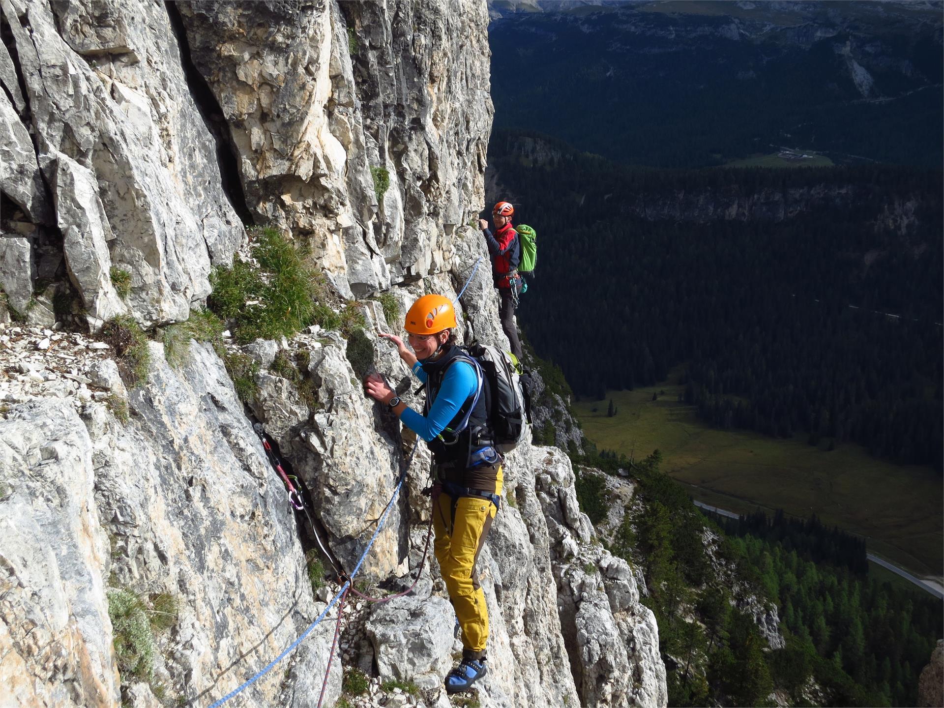 Sommer Klettern