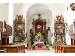 Chiesa dei frati francescani a Caldaro