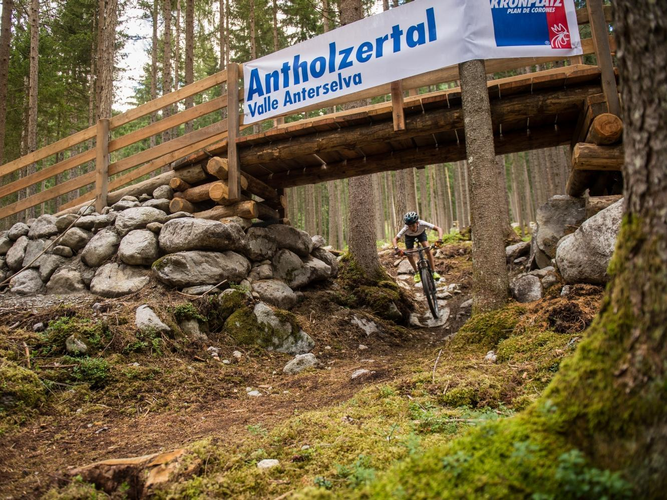 MTB Parcour in Antholz Niedertal