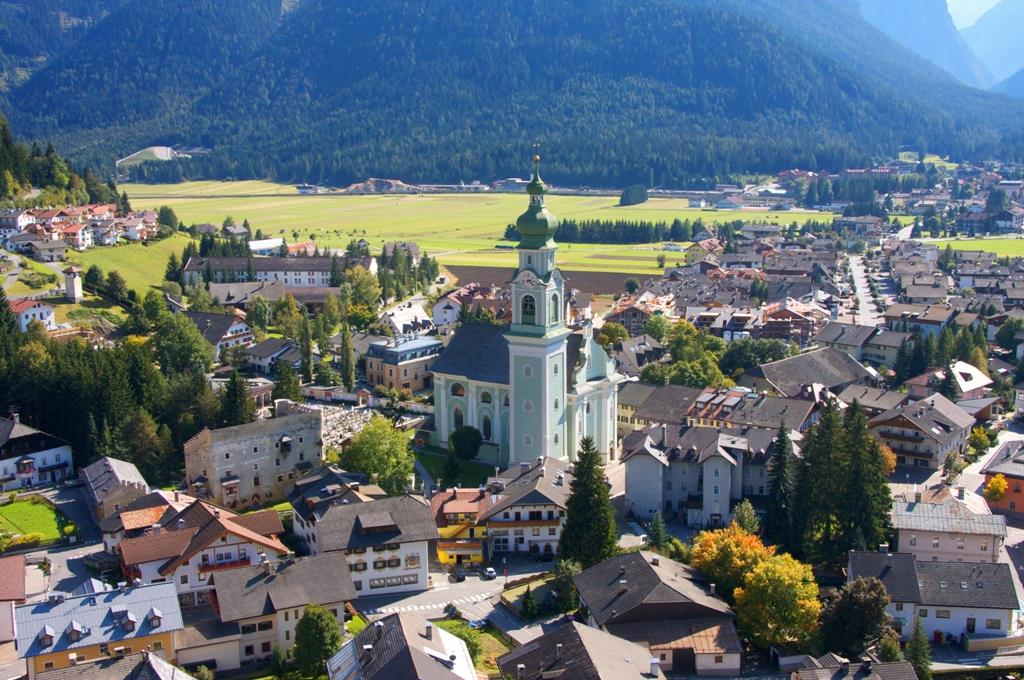 Church of Dobbiaco/Toblach