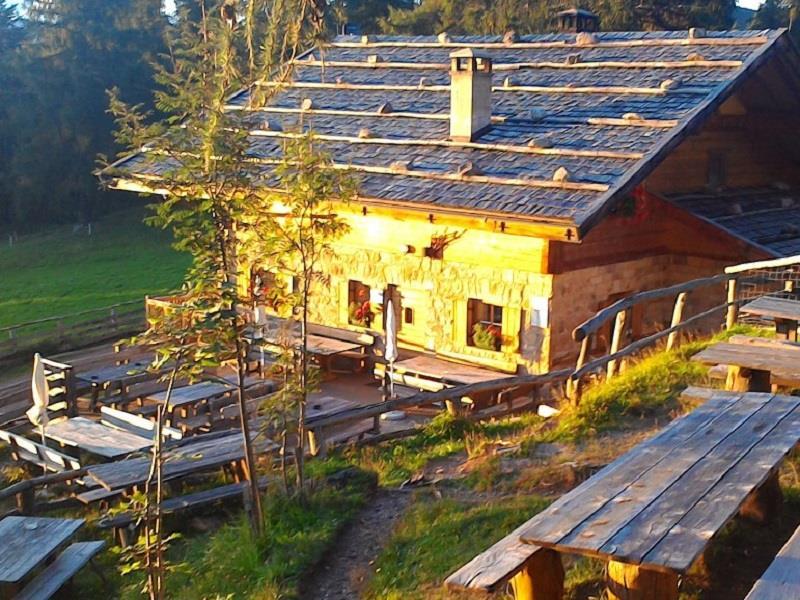 Meltina - Malga Sattlerhütte