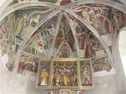 La chiesa di San Nicolò a Cleran