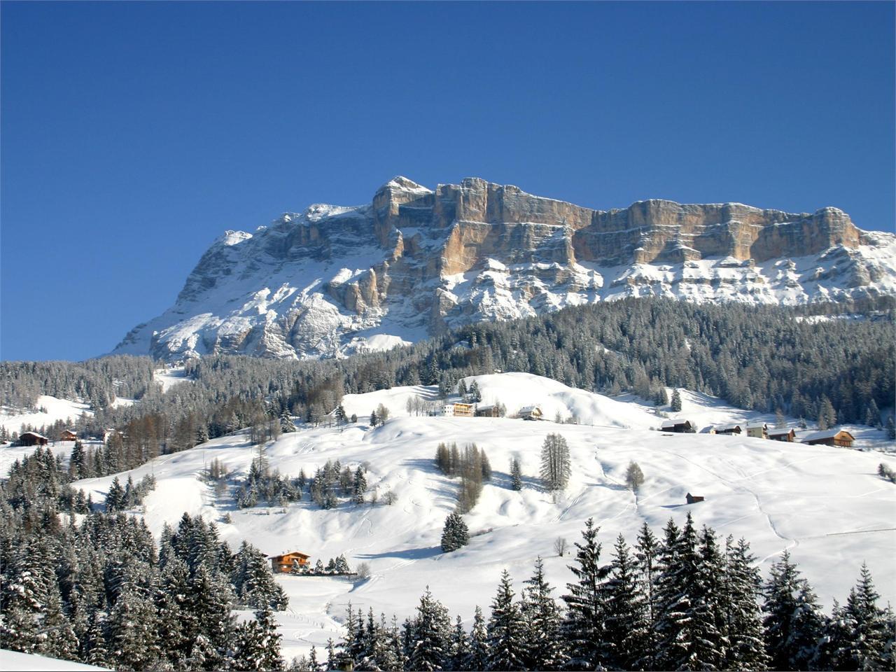 """Schneeschuhwanderung """"Tru di lec"""" - Seeweg"""