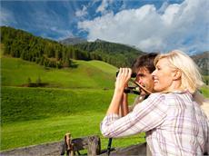 From Kematen to the Flatschspitze summit