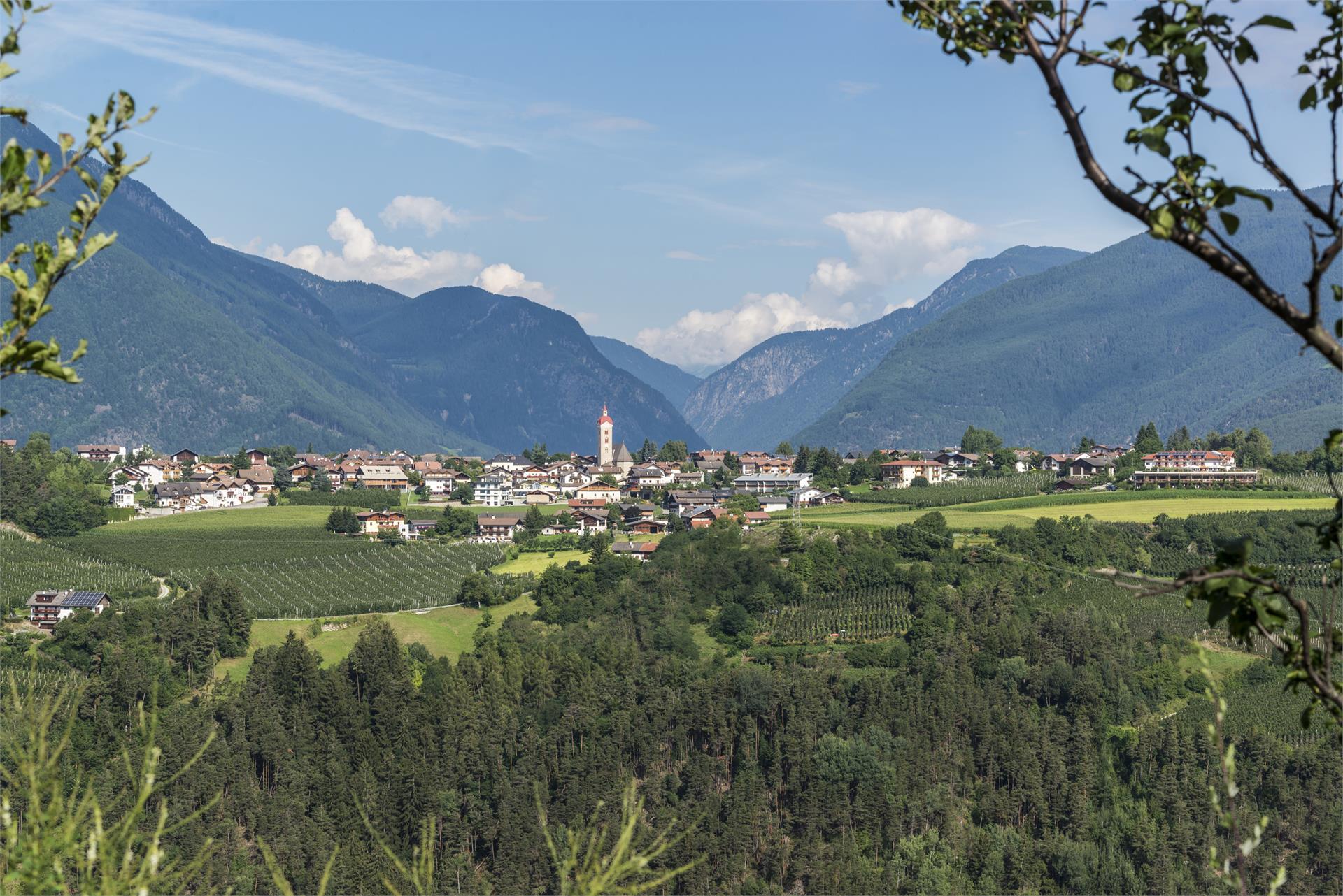 Villages Round Trip Natz-Schabs