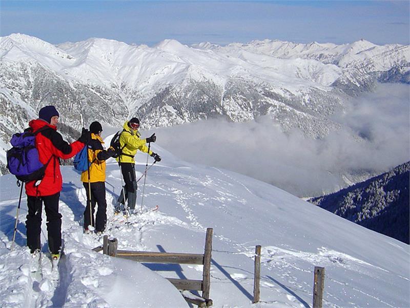 Rosskopf Skitour