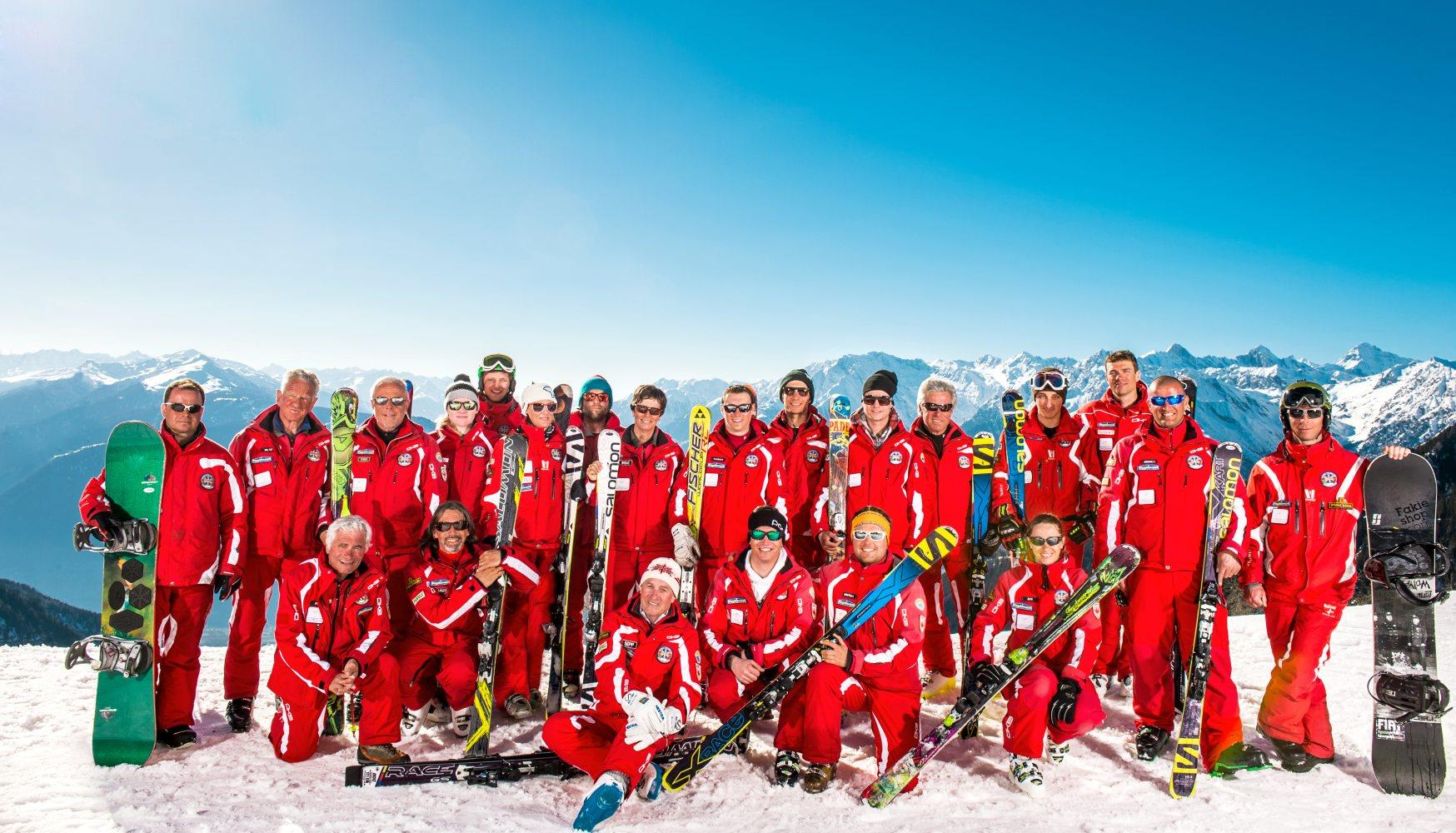 Merano 2000 Ski school