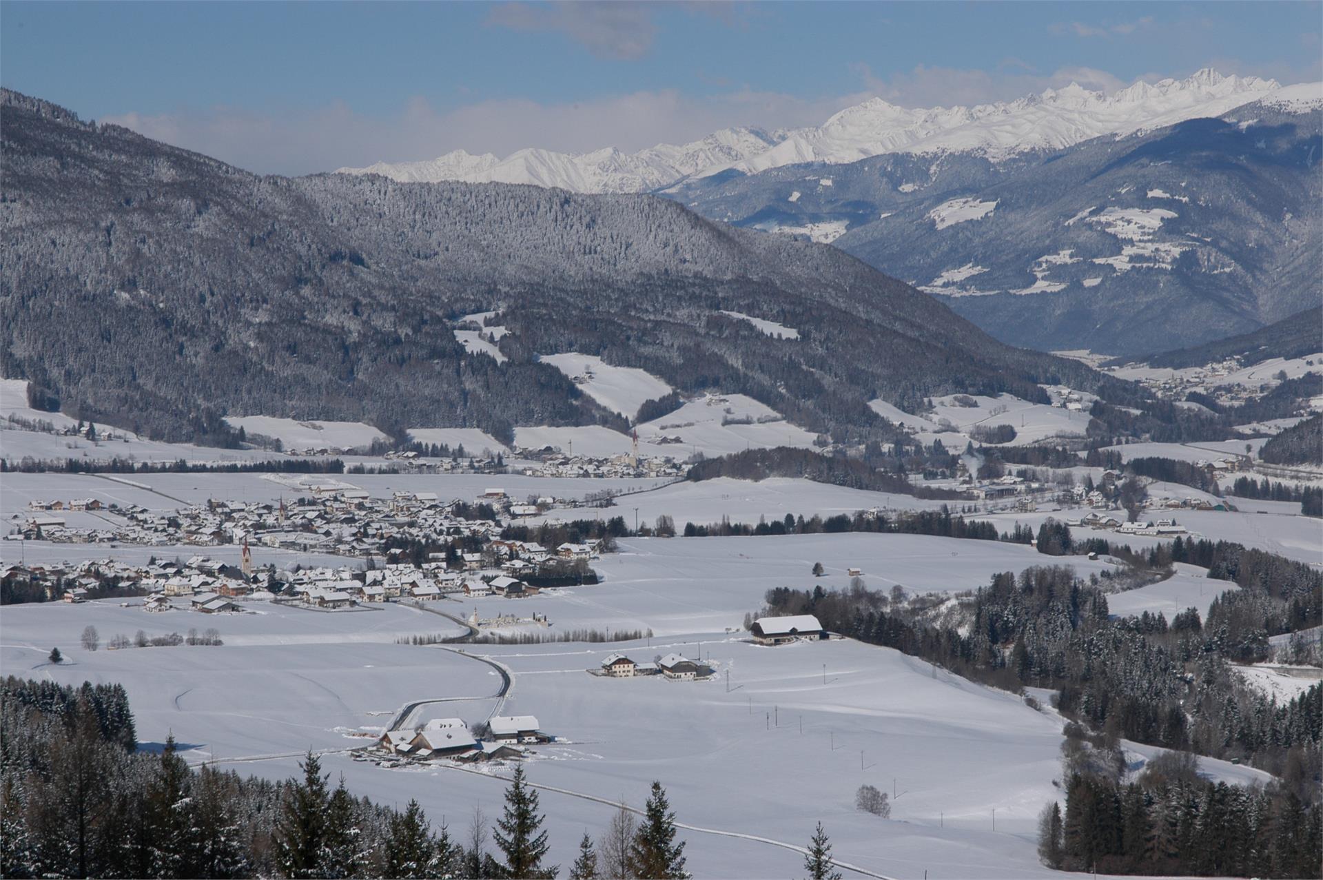 Schneeschuhwanderung Voppichl Hof - Lanzwiesen Alm