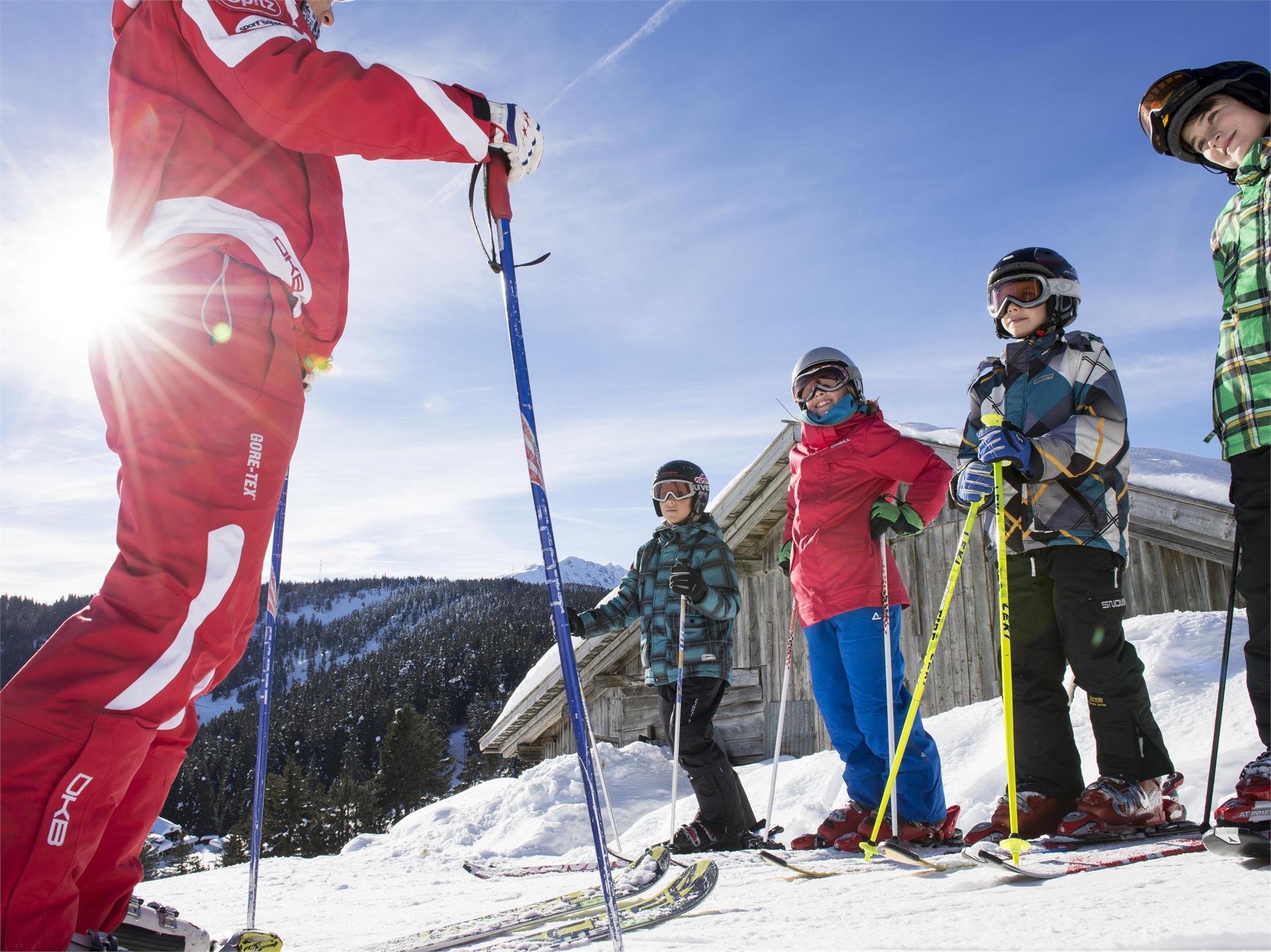 Scuola di sci Monte San Vigilio