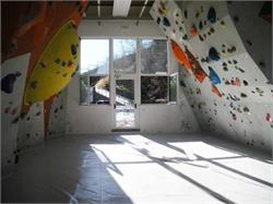 Indoor climbing Eppan