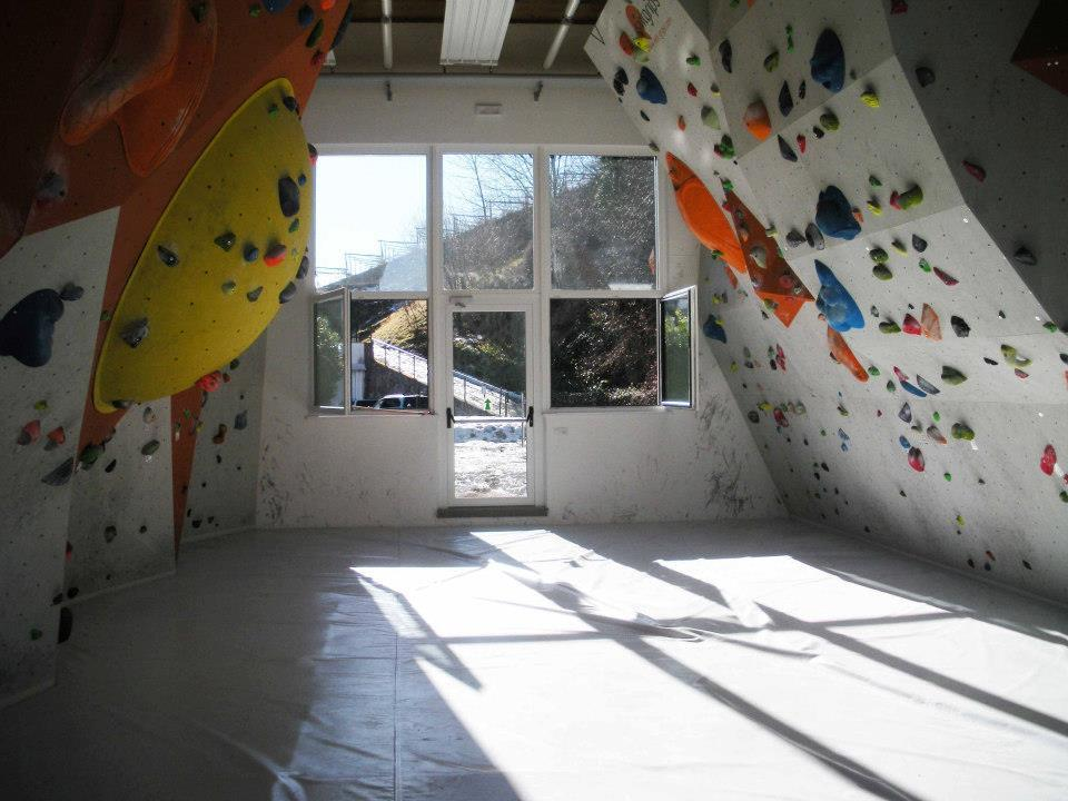 Arrampicata indoor Appiano