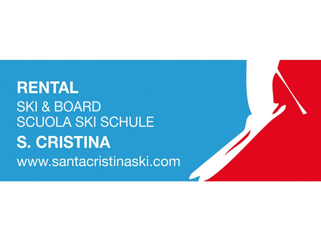 Rental Ski & Board Ski School S. Cristina - Filiale Dosses