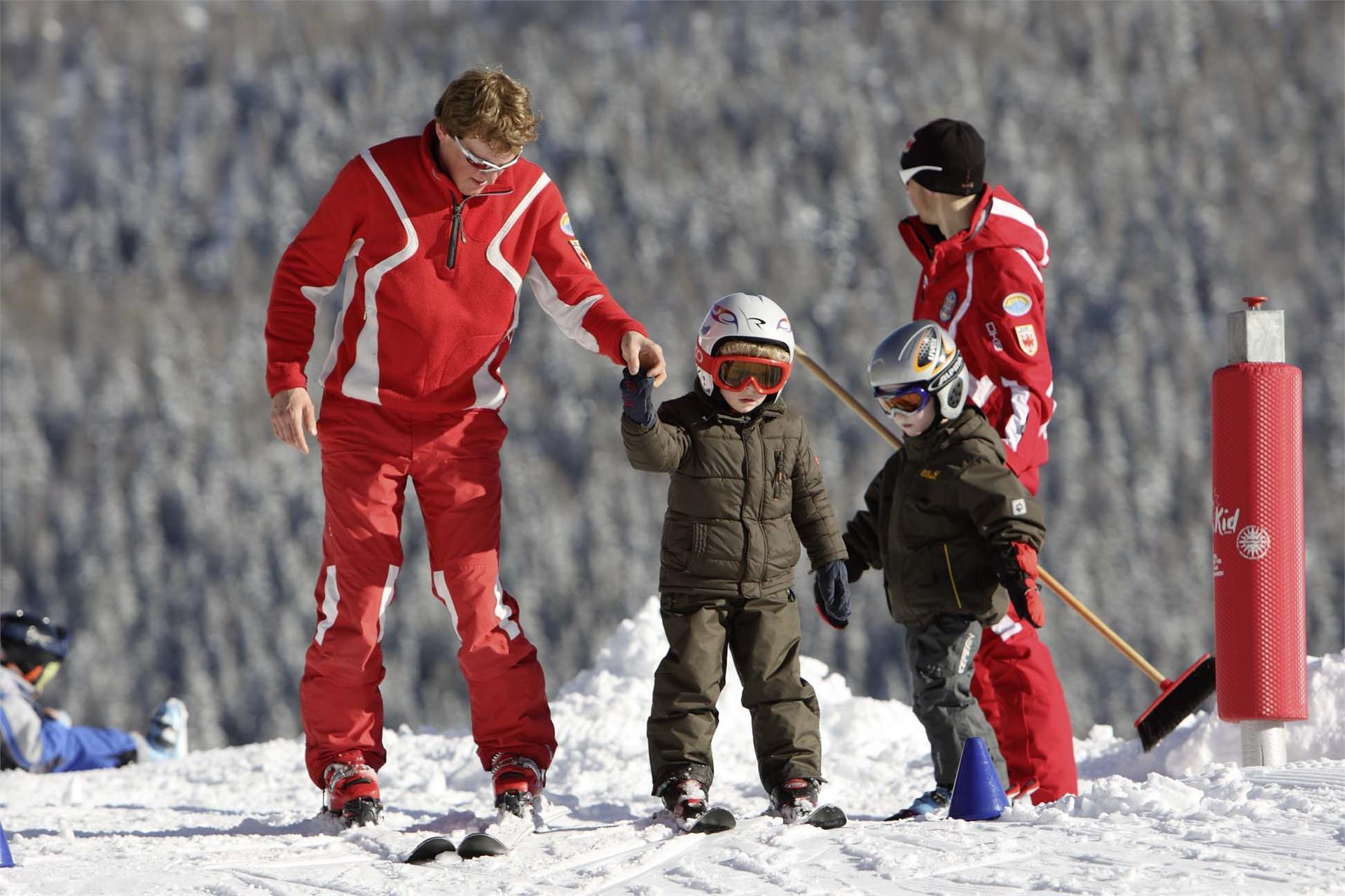 Scuola sci Val d'Ultimo