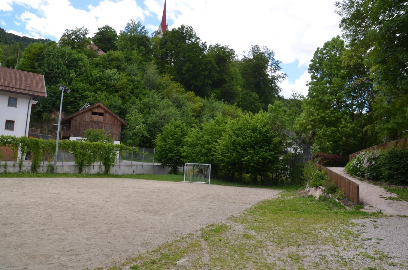 Kinderspielplatz  Ehrenburg