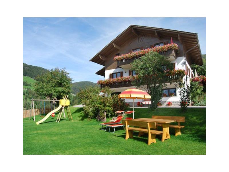 Casa Bergfried in estate