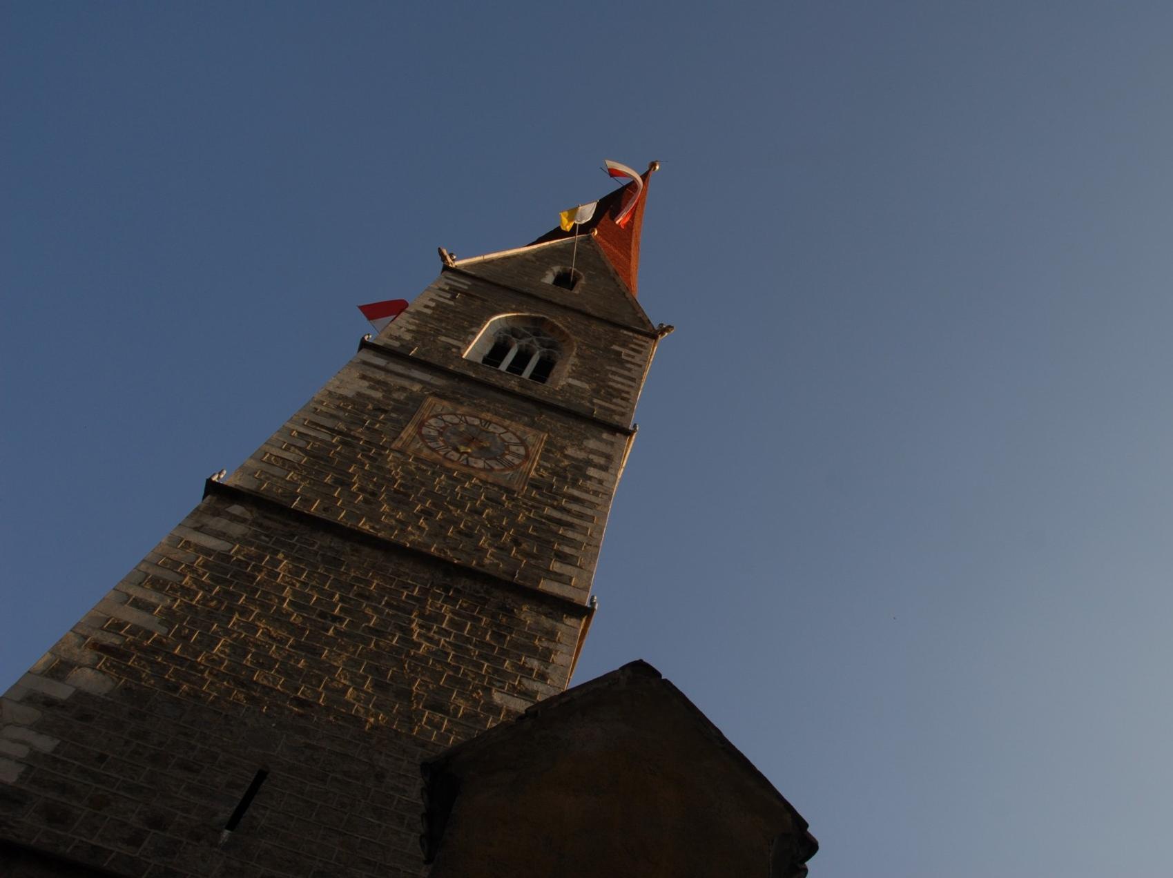 Chiesa parrocchiale di Maria Assunta, Silandro