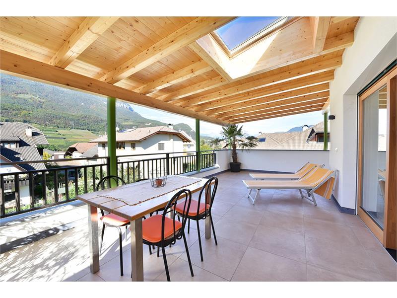 Terrassenzimmer Gandkofel