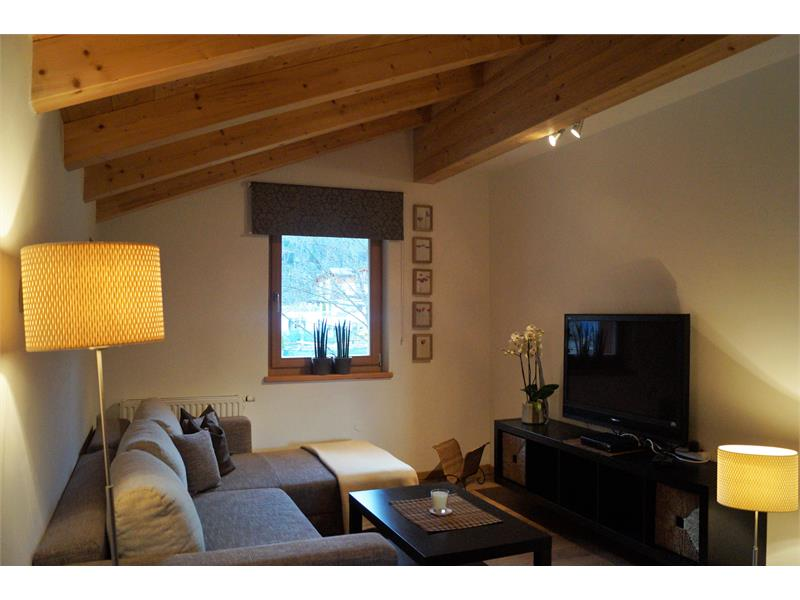 Living room Apartment B