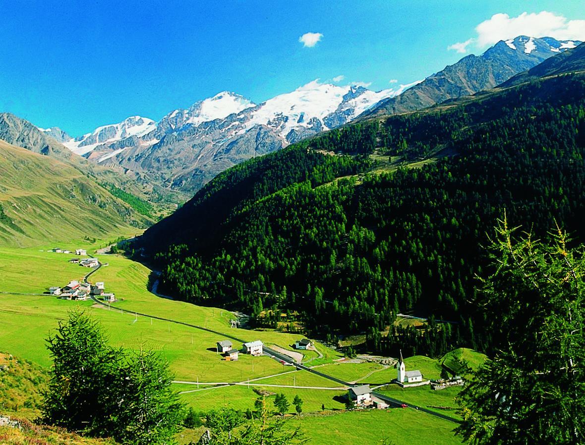 summer in Valllelunga