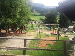 Children's playground Sarentino Village