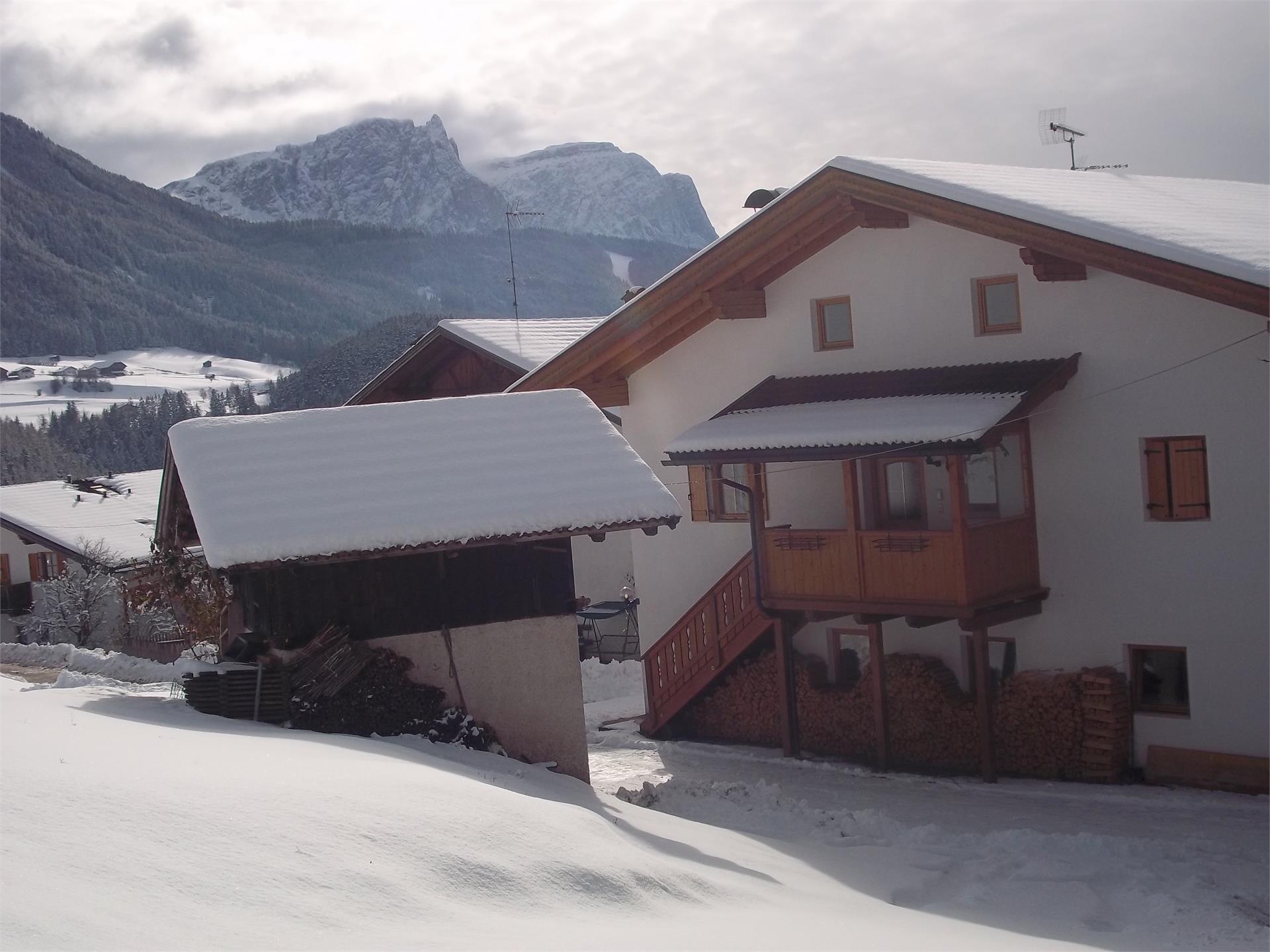 Strumpflunerhof im Winter