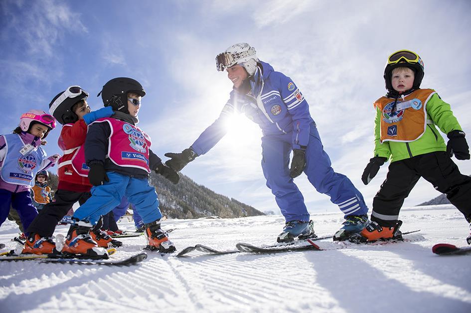 Ski school Jochtal