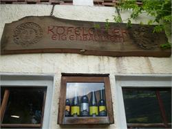 Azienda vinicola Köfelgut
