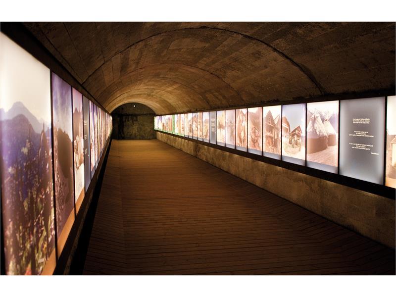 Gampen Gallery, Bilderausstellung