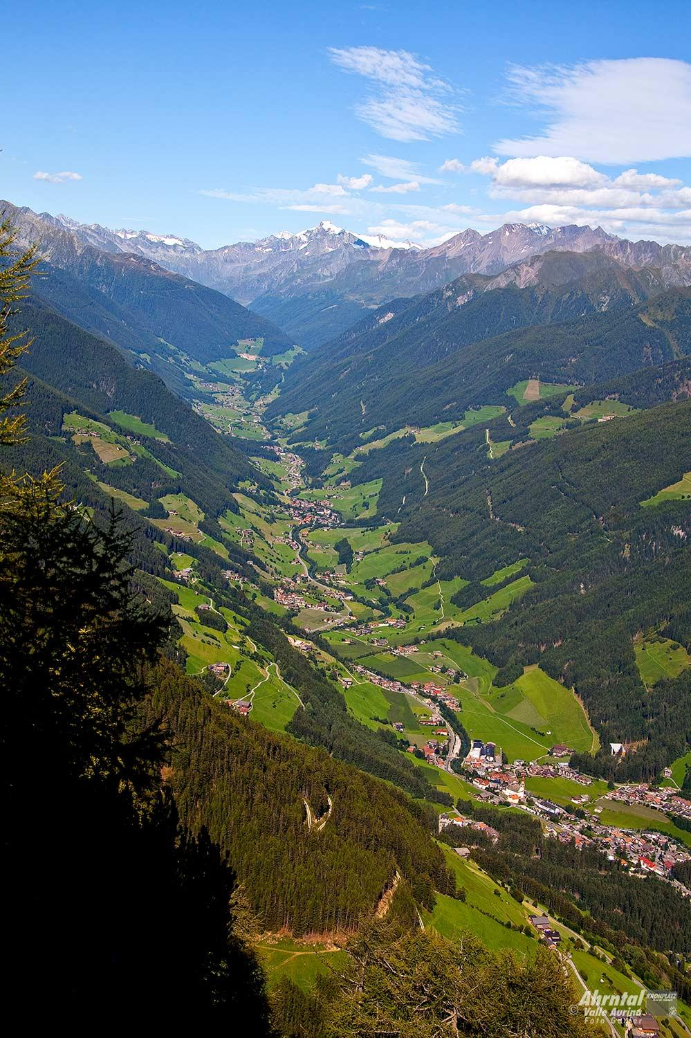 Mountain tour to Lutterkopf