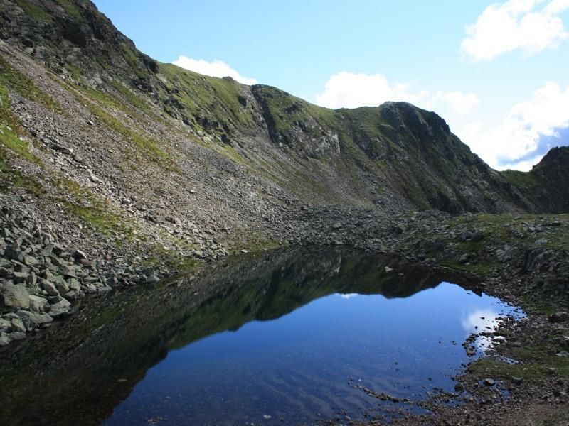 Kassiansee  - verstecktes Kleinod in den Sarner Alpen