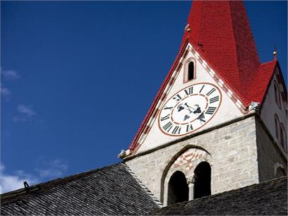 St. Oswaldkirche, Mauls