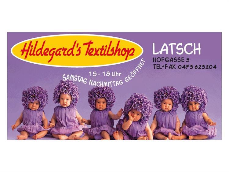 Hildergard\\\'s Textilshop