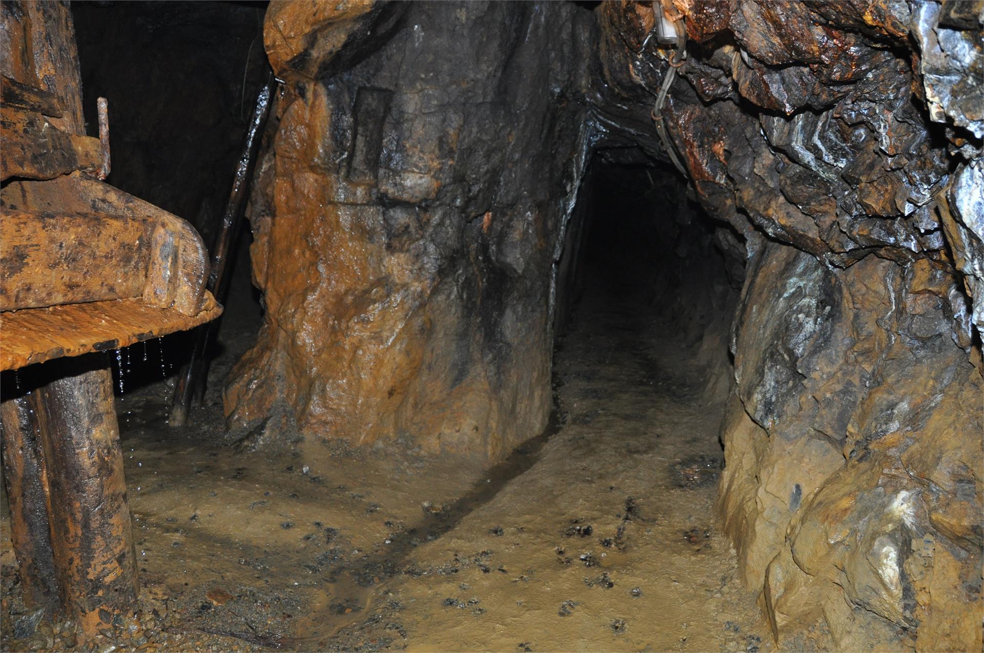 Silver Mine Villanders