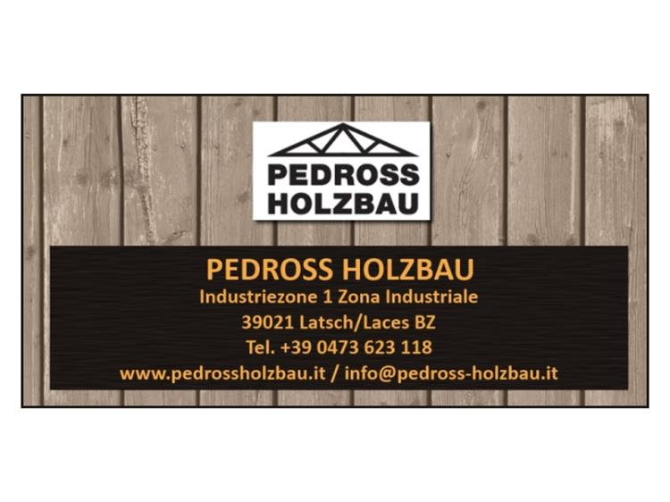 Pedross Holzbau