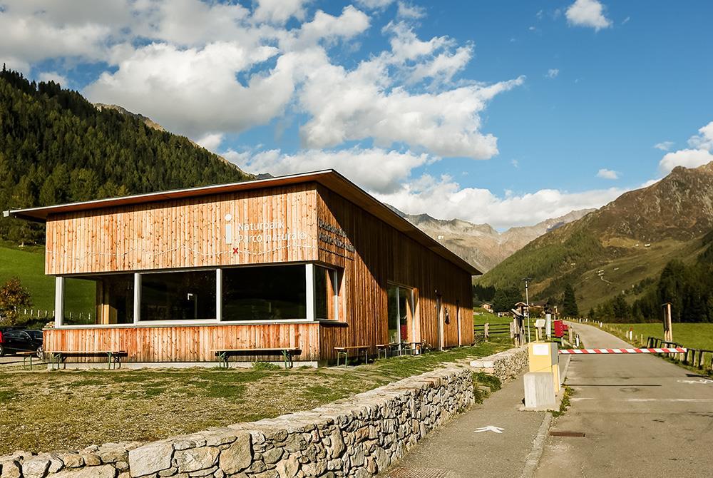 Tourist Information Valle Aurina/Ahrntal - Casere/Kasern