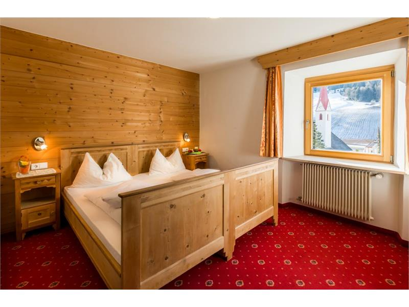Double room with a fantastic view