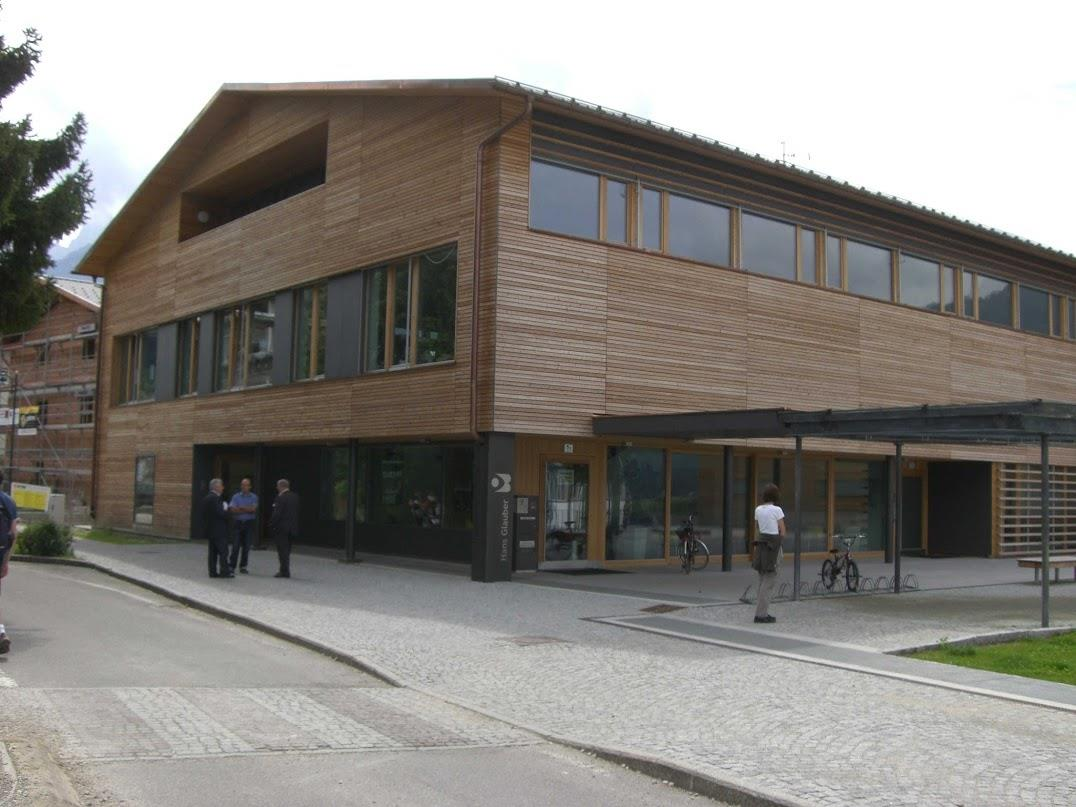 Library Hans Glauber Dobbiaco
