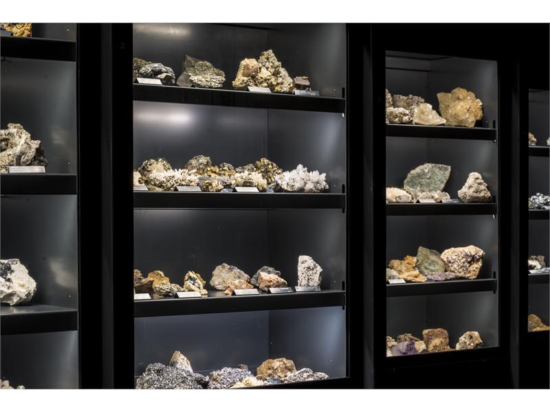 Mineralienausstellung