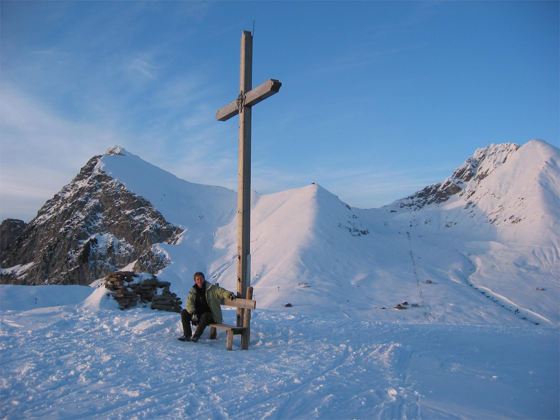 Winterliche Panoramawanderung für Wintersportler