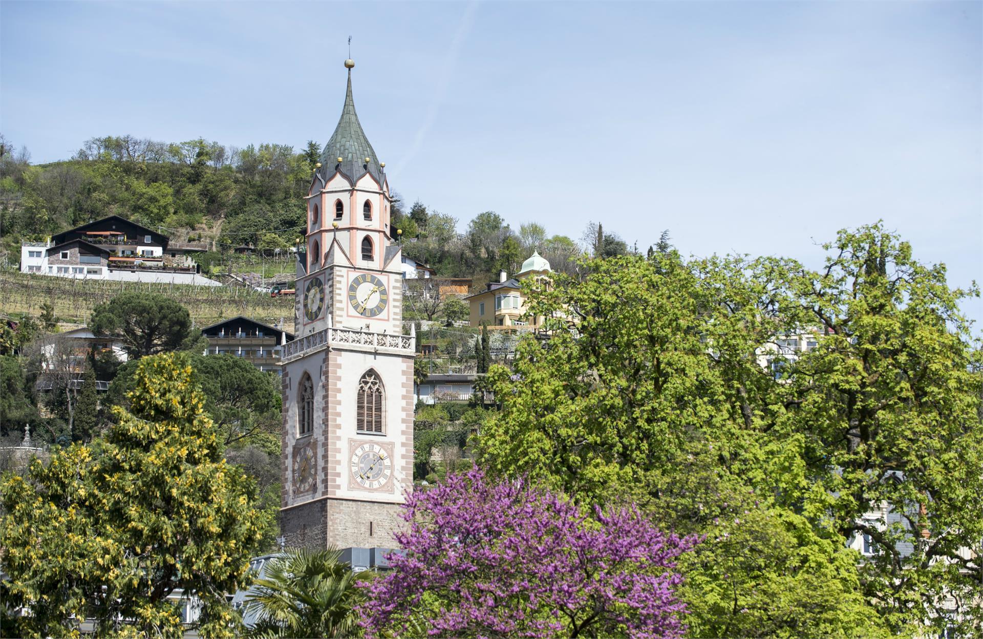 Chiesa Parrocchiale di San Nicolò - Duomo di Merano