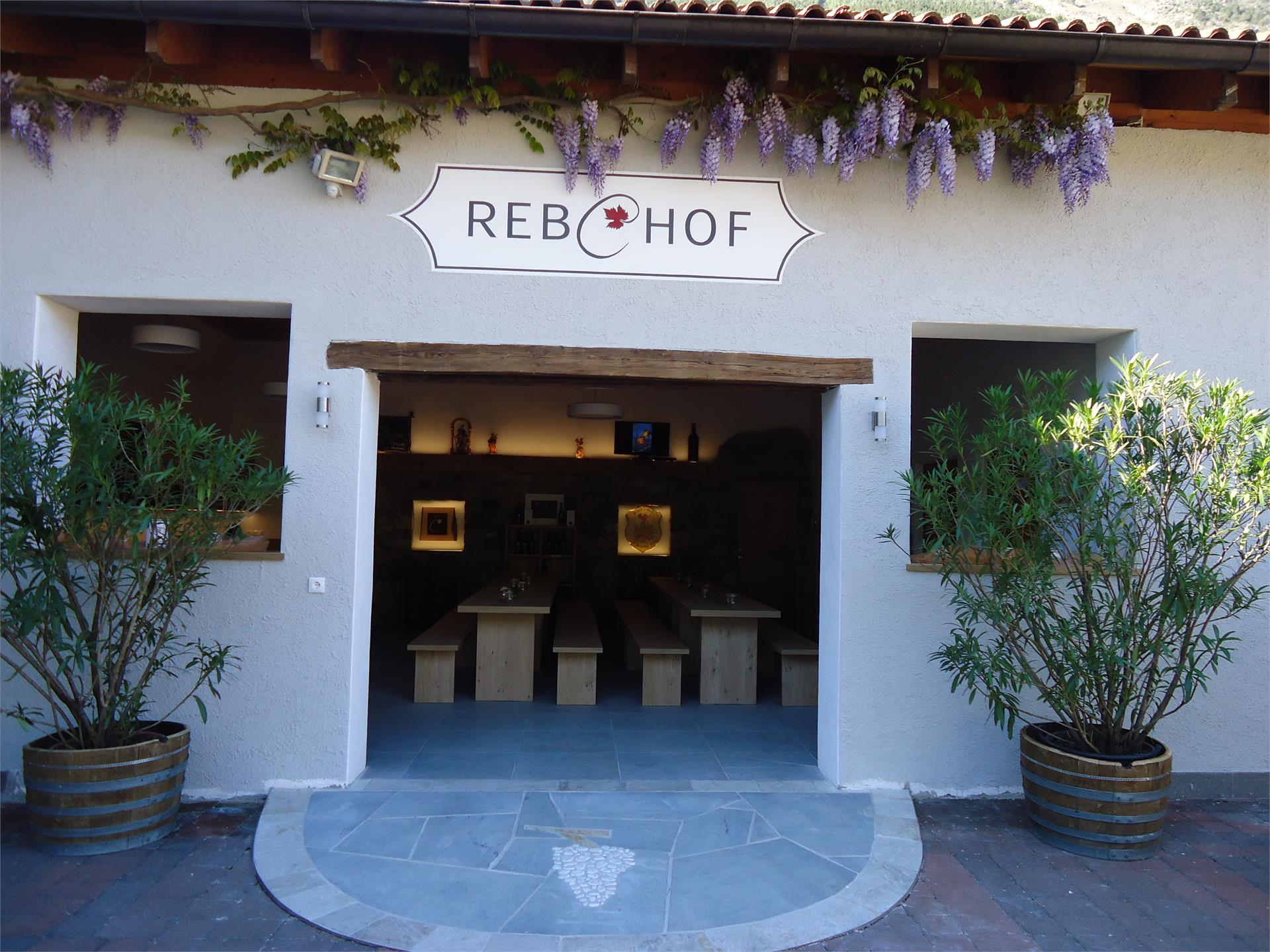 Azienda vinicola Rebhof