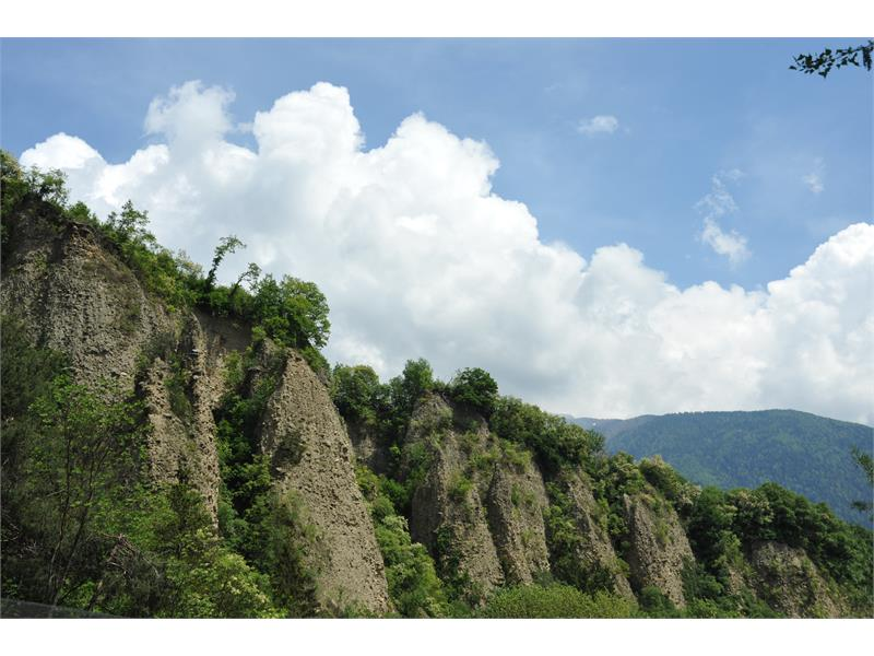 Earth Pyramids in Caines/Kuens