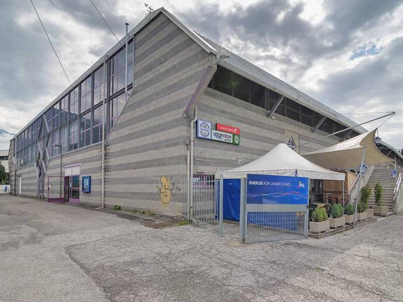 Palaghiaccio Vipiteno (Weihenstephan Arena)