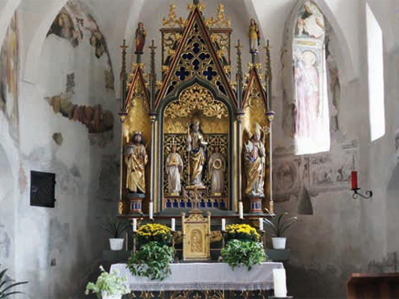 Kematen - Kirche zu St. Nikolaus