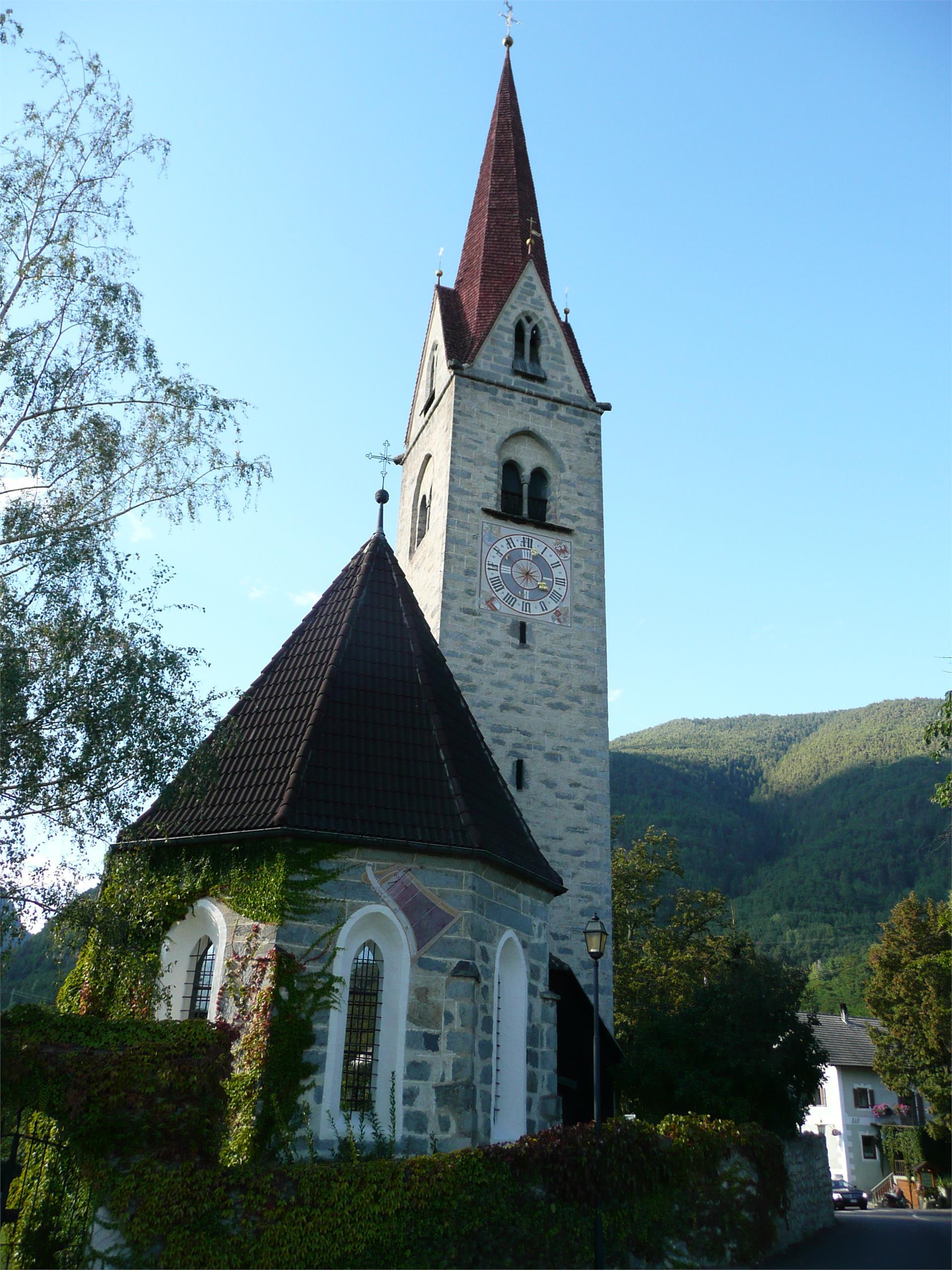 Filialkirche St. Nikolaus in Aicha